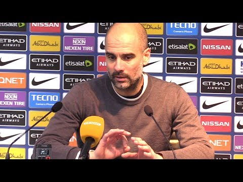 Pep Guardiola Full Pre-Match Press Conference - Bristol City v Manchester City - Carabao Cup