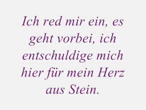 Kay One - Herz aus Stein lyrics