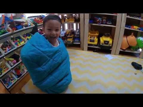 kayvon-receives-a-sleeping-bag