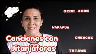 CANCIONES CON JITANJÁFORAS / Maestra Musical / La Mila música para niños