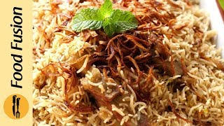 Mutton Yahkni Pulao Recipe By Food Fusion