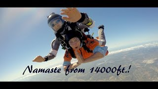 The Time I Sky Dived | An Experience | Latest Travel - Portugal