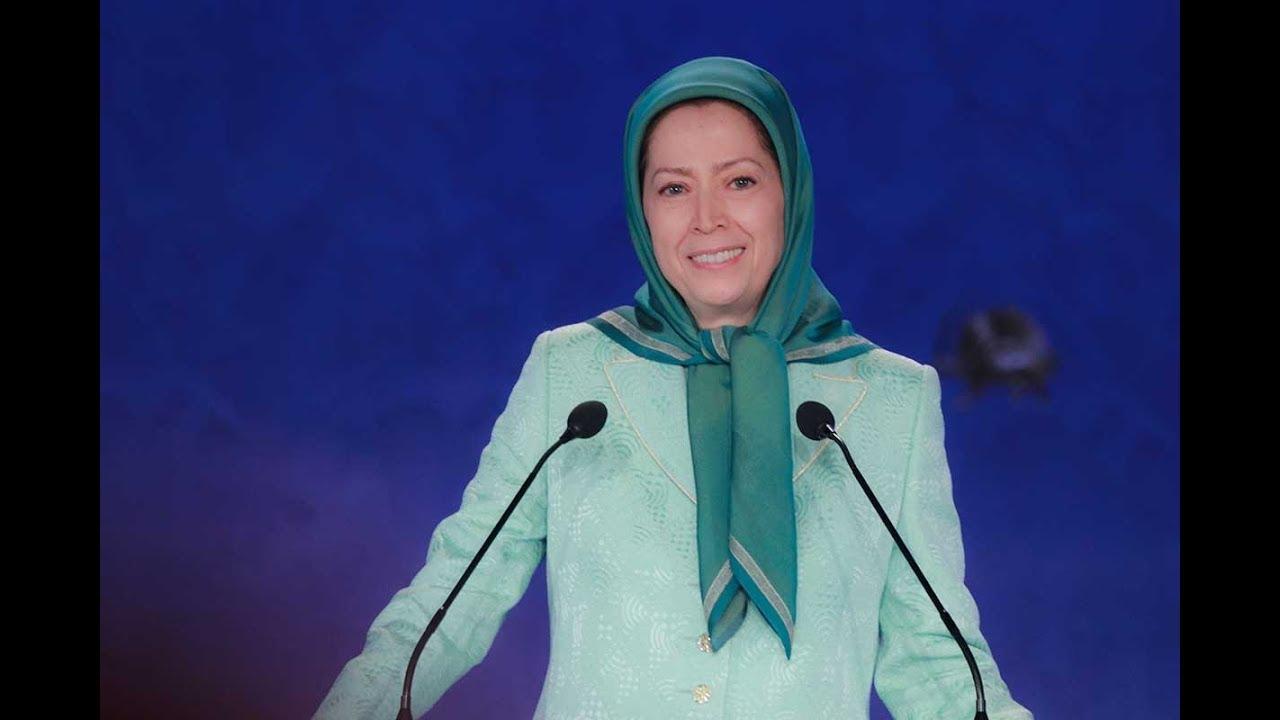 Maryam Rajavi: The mullahs wage war to conceal crisis of being overthrown
