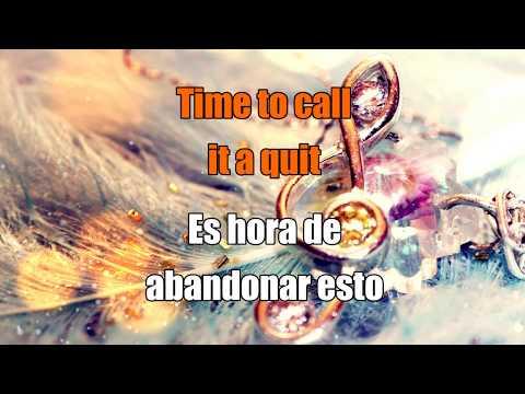 Helen Corry - Time (Spag Heddy remix)   Lyrics - Sub Español [#10]