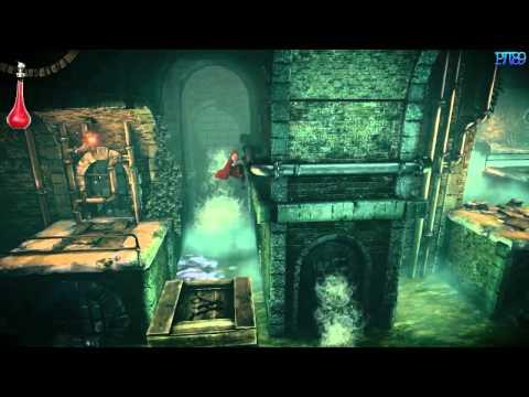 Woolfe - The Red Hood Diaries   Gameplay (PC HD)  