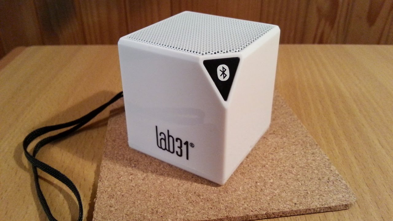 lab31 bluetooth speaker test youtube. Black Bedroom Furniture Sets. Home Design Ideas