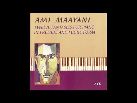 A. Maayani - Fantasy No.8 in Chinese-Japanese Pentatonic Scales
