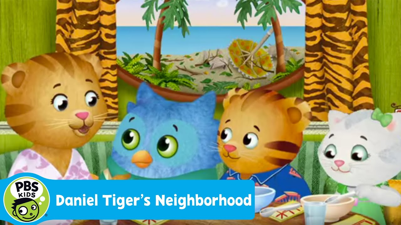 DANIEL TIGER\'S NEIGHBORHOOD | Fixing the Mailbox | PBS KIDS - YouTube