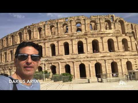 The largest amphitheater in North Africa: El Djem - Ancient Rome Live