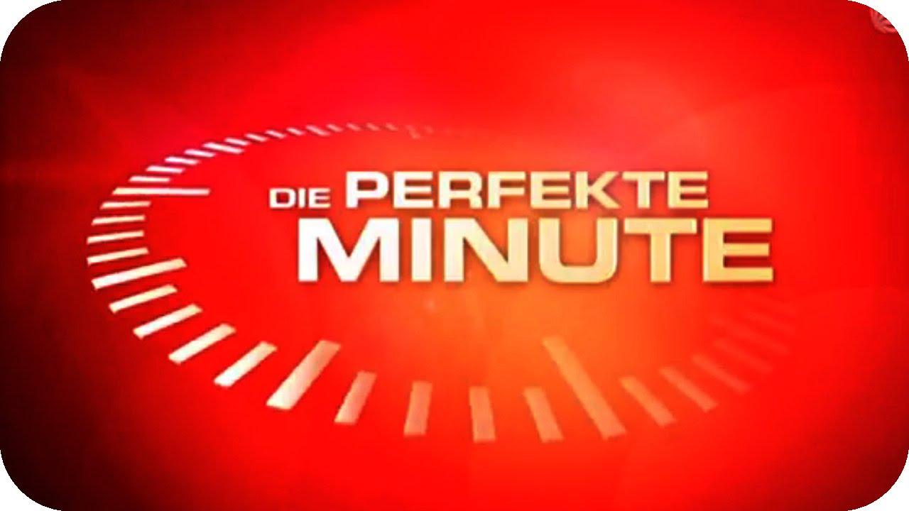 die perfekte minute
