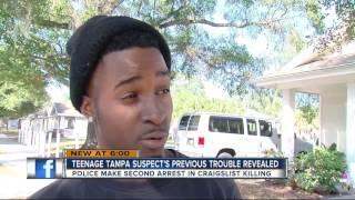 Police arrest second Craigslist killing suspect