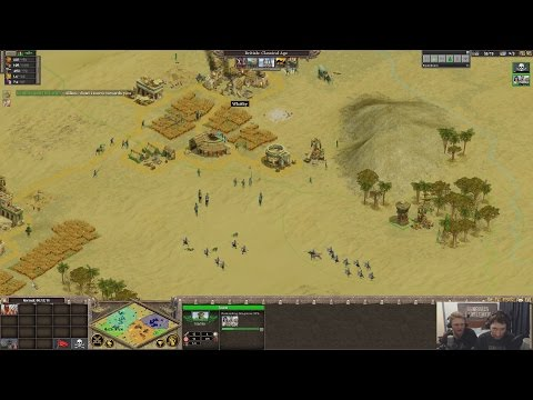 Rise of Nations 2v2: Equilibrium, Roachy vs Vehnahr, Royal K