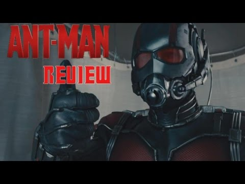 Baskin Robbins Always Finds Out: Ant Man Review
