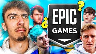 Nadie entiende ESTO de EPIC GAMES...