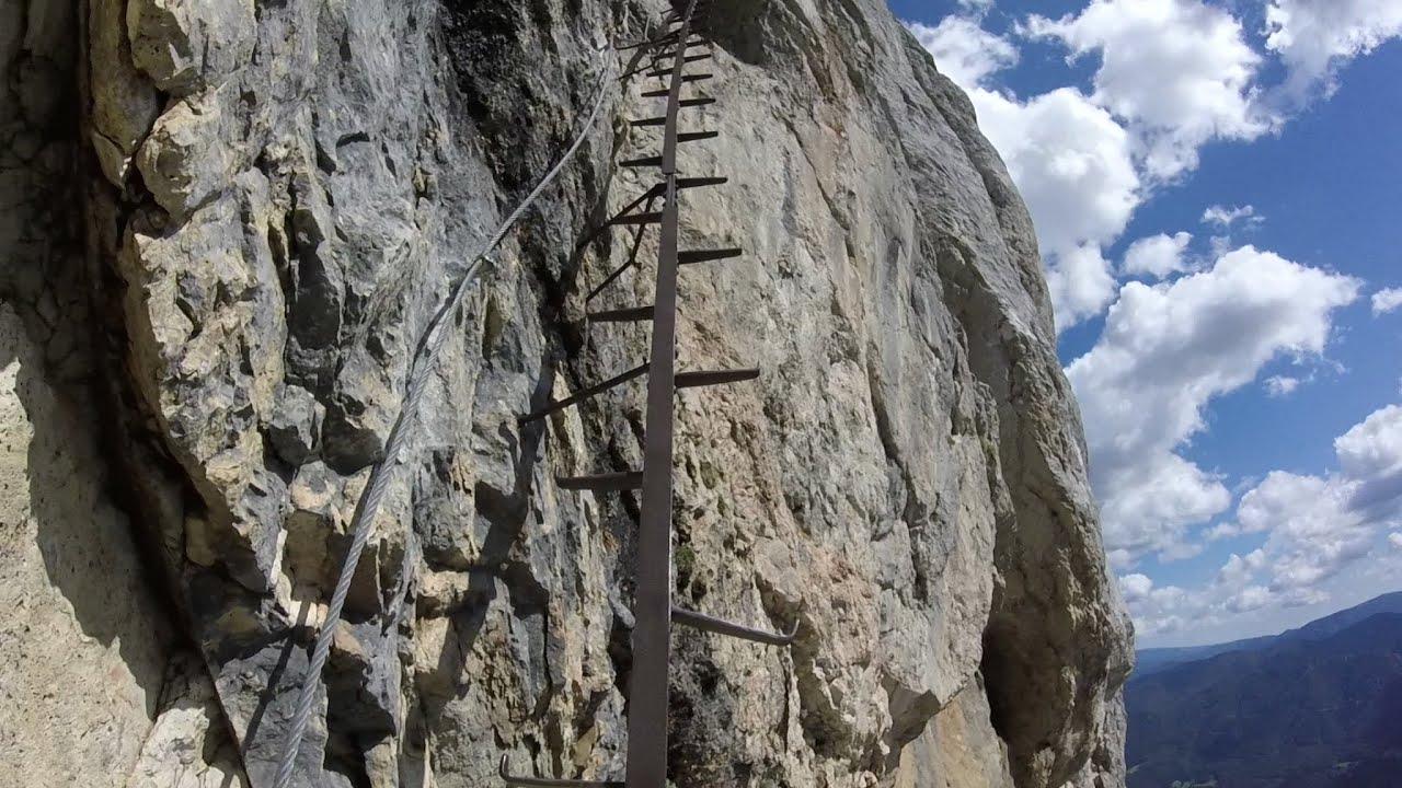 Klettersteig Rax : Klettersteig haidsteig rax schneeberg youtube