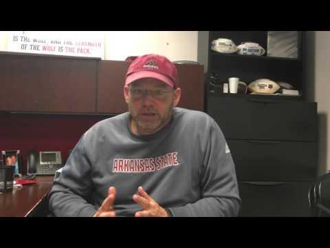 RWRC Radio Interview with AState DC Coach Joe Cauthen