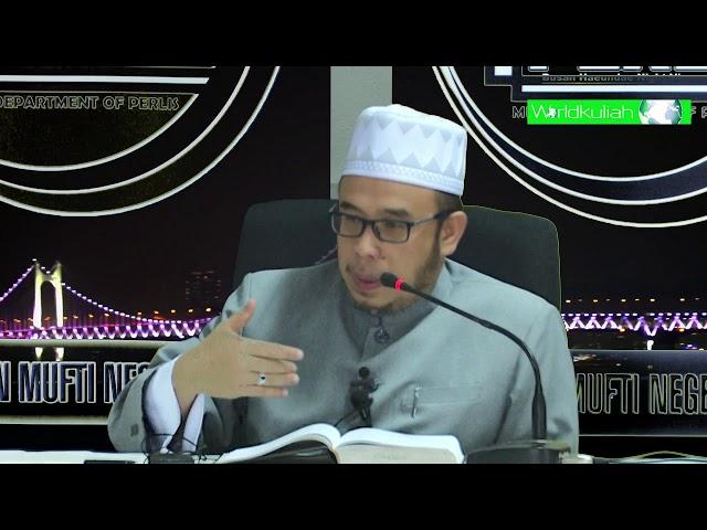 SS Dato Dr Asri-Apabila Manusia Rasa Dia Lebih Mengenal Allah Dari Apa Yg Allah Sifatkan Tenta