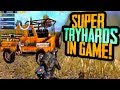 Download Mp3 SUPER TRYHARDS IN GAME - PUBG MOBILE