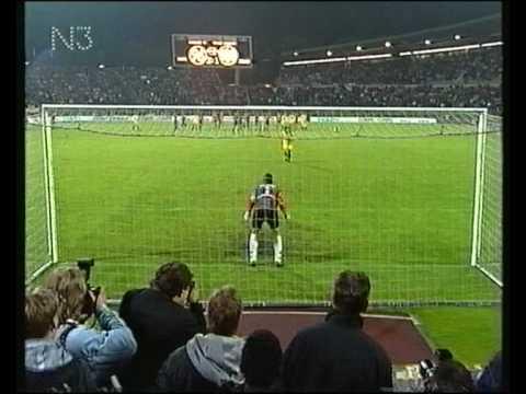Hannover 96 - TeBe Berlin: The legendary goal + penalties