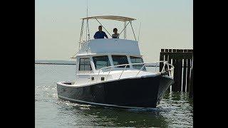 Offshore Yacht Sales 35' Bruno Stillman