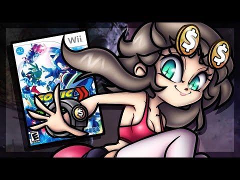 Sonic Riders Zero Gravity - RadicalSoda