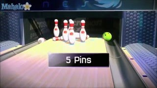 Kinect Sports - Bowling (my version) #2