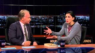 Sarah Silverman defends abortions and ageism to Bill Maher