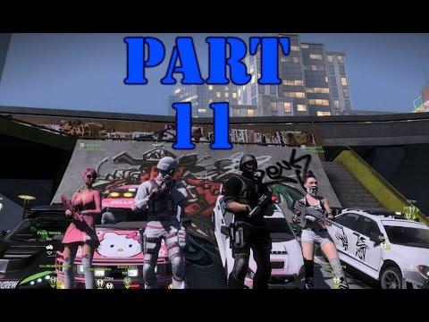The FGN Crew Plays: APB Reloaded Part 11 - Prestige Mode (PC)