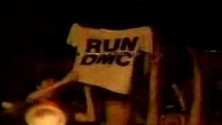 New kids on the block and Run DMC - walk this way