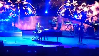 Lionel Richie (live in Manila) - Three Times a Lady