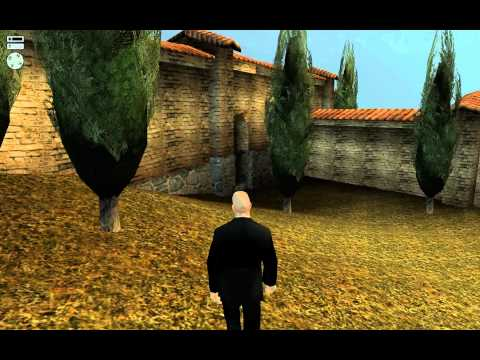 """Hitman 2: Silent Assassin"", HD walkthrough (Professional), Mission 1 - Anathema"