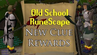 OSRS: A Plethora of New Clue Scroll Rewards & Corp?!