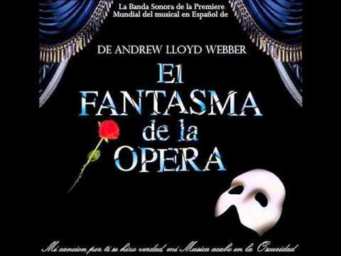 El Espejo [Ángel de Música] - (El Fantasma de la Ópera | Mexican Cast Recording)