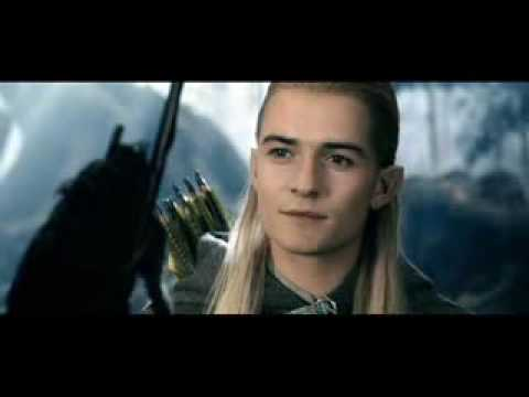 Orlando Bloom As Legolas Greenleaf Legolas- El elfo del b...