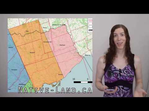 A Brief History Of The Origin Of Toronto (Tkaronto)