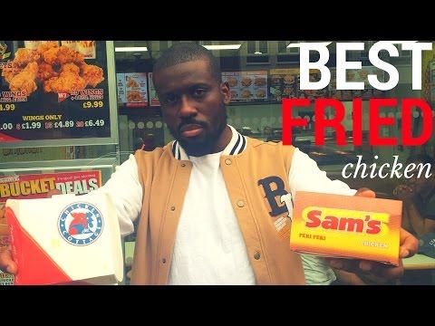Best Fried Chicken Shop in London Part 1 | Dallas vs Katies vs Chick King ft Suli Breaks