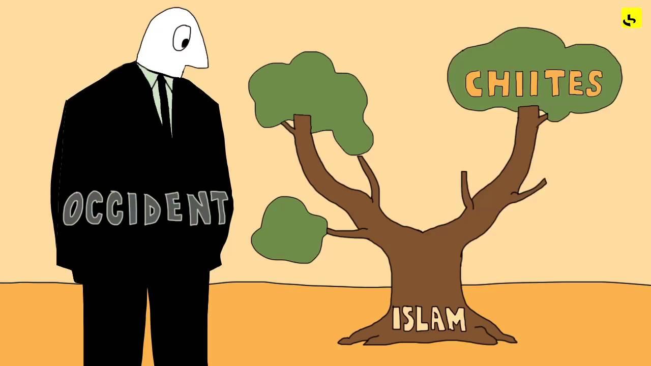 diff rence entre les sunnites et les chiites expliquer en. Black Bedroom Furniture Sets. Home Design Ideas