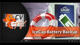 IceCap Battery Backup