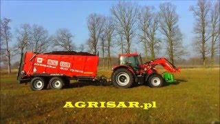 Firma AGRISAR w Miliczu, Maszyny rolnicze