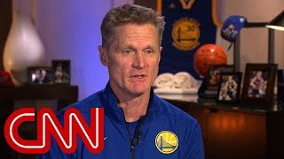 NBA coach calls out Trump for attacks