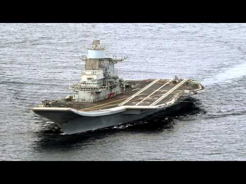 The Biggest Warships / Modified Kiev-class