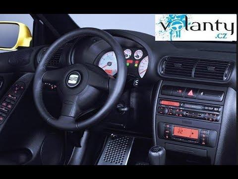 comment retirer le coussin gonflable du volant seat ibiza 4 seat leon toledo cupra 2000 2005