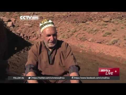28371 rizne gelände aus CCTV Afrique #COP22׃ High Atlas Mountain community's traditional way of life