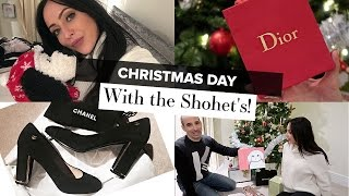 CHRISTMAS DAY WITH US - COME JOIN! // VLOGMAS #1