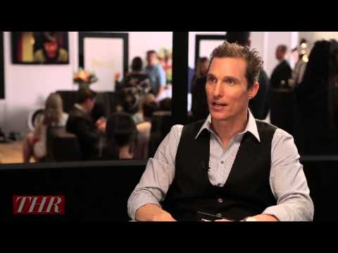 Matthew McConaughey On Collaborating With Steven Soderbergh In 'Magic Mike'