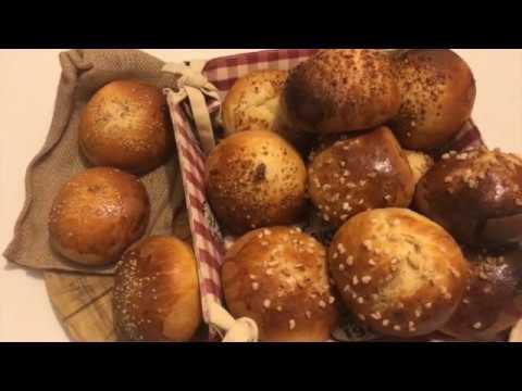 recette-de-brioches-au-beurre-moelleuses-et-facile-à-réaliser😋