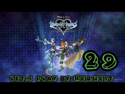 **BLIND** Kingdom Hearts: Birth By Sleep Part 29 - The Missing Report