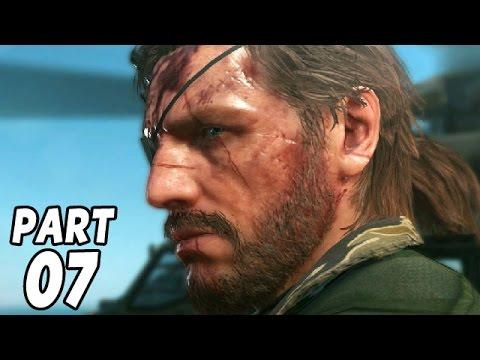 Let's Play Metal Gear Solid 5 Phantom Pain Gameplay German Deutsch #7 - Auftragskill