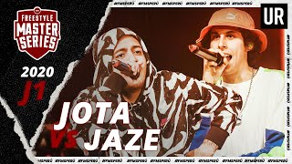 JOTA vs JAZE | #FMSPERÚ 2020 | Jornada 1 | Urban Roosters