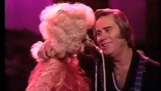 Tammy Wynette & George Jones-Near You..